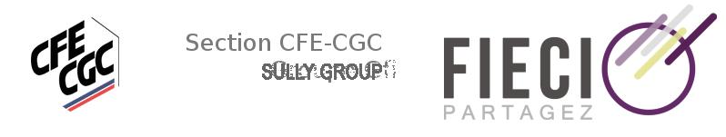 Site de la section CFE-CGC de Sully Group
